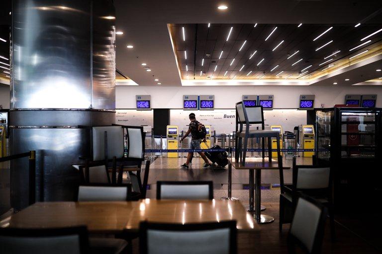 Aeropuerto\turismo