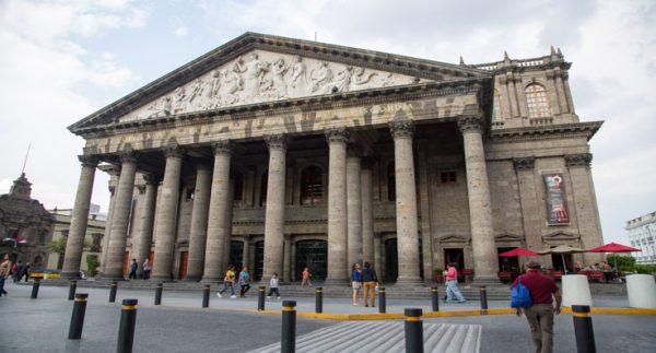 Plaza de armas/México